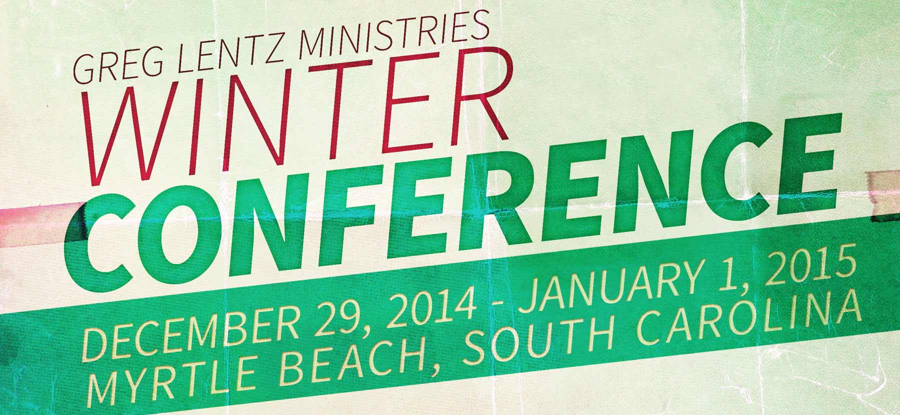 2014 Winter Conference